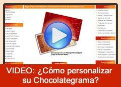 Mensajes de Chocolate, Regalos con Chocolate, Delivery de Regalos, peru, Lima