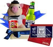 regalos de Alianza Lima, Delivery de Regalos, Combos de Alianza Lima.