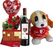 regalos para enamorados, regalos para ella, delivery de regalos