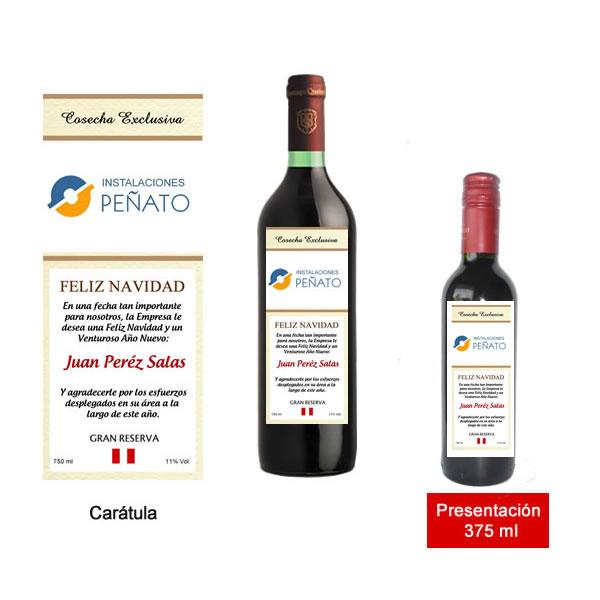 vinos personalizados, piscos personalizados, licores personalizados, vinos empresariales, vinos corporativos, pisco corporativo, vino con logotipo, pisco con logo
