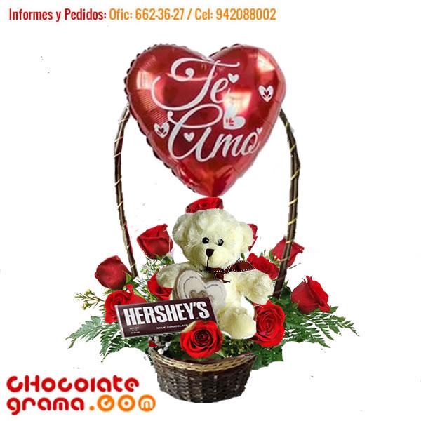 regalo de rosas, flores, regalos para enamorados, regalos de amor, regalo de aniversario, San Valentín