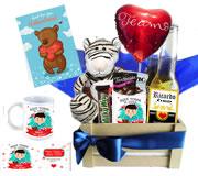 regalos de San Valentin, combo de enamorados, regalos de amor, regalos para el, delivery de regalos