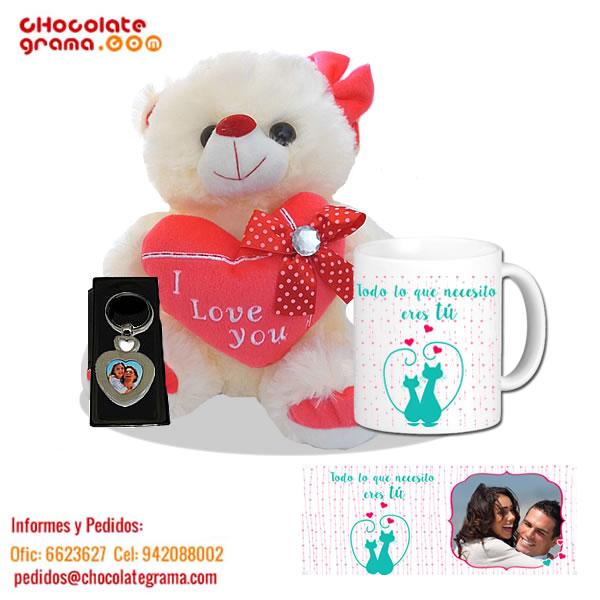regalo para ella, peluches, tazas personalizadas, regalos de amor, delivery de regalos