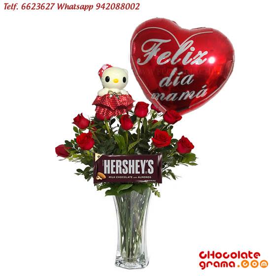 regalos para mama, detalles para mama, flores para mama, rosas para mama
