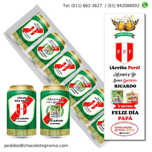 Cerveza personalizada, ramo pilsen personalizado, regalos persaonalizados peru, lima, ramo chelero, peru