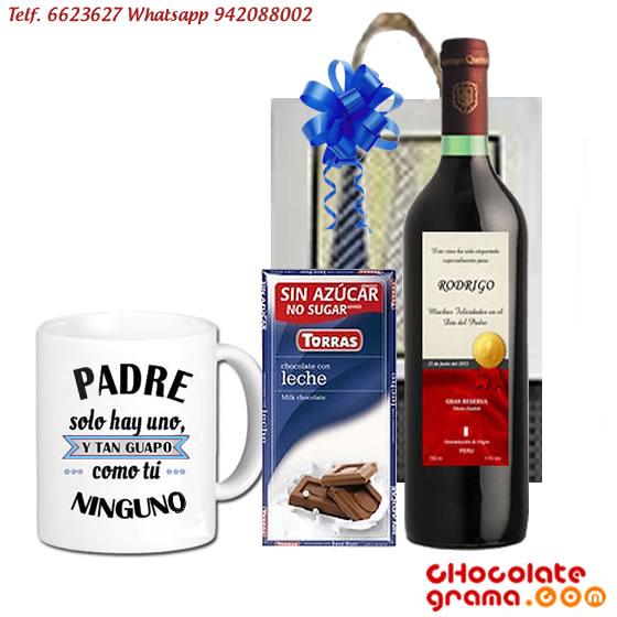 regalos para el dia del padre, regalos para papa, regalos para papá, vinos personalizados para el dia del padre
