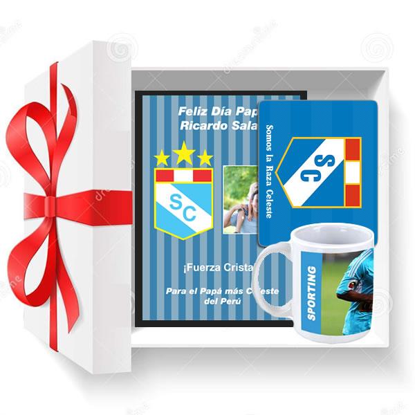 Regalos para papa, regalos para el dia del padre, regalos para papa hincha de sporting cristal, regalos peru, delivery, lima