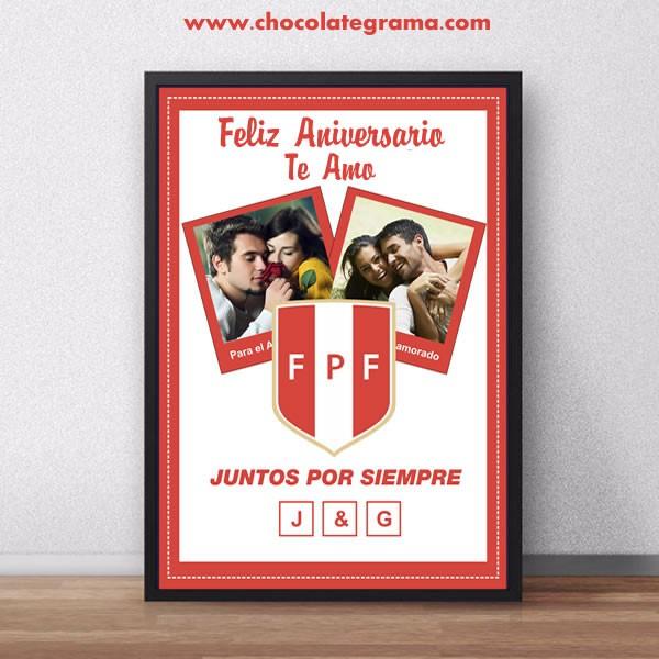 cuadros personalizados, marcos personalizados, marcos de seleccion peruana, cuadros de seleccion peruana para enamorados, cuadros de seleccion peruana para parejas, marcos de seleccion peruana para enamorados