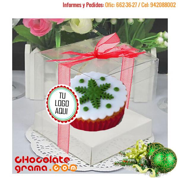 cupcakes para empresas, regalos para navidad, regalos navideños para empresas