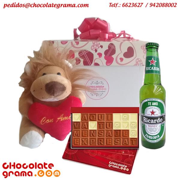 regalos de amor,regalos para enamorados, cerveza personalizada