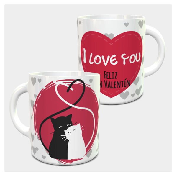 Taza de san valentin, tazas de enamorados, delivery, lima, peru, tazas personalizadas para san valentin