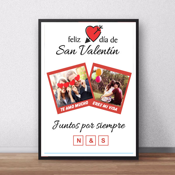 Cuadros de amor, cuadros de san valentin, delivery de cuadros de amor, cuadros romanticos, cuadros personalizados, lima peru