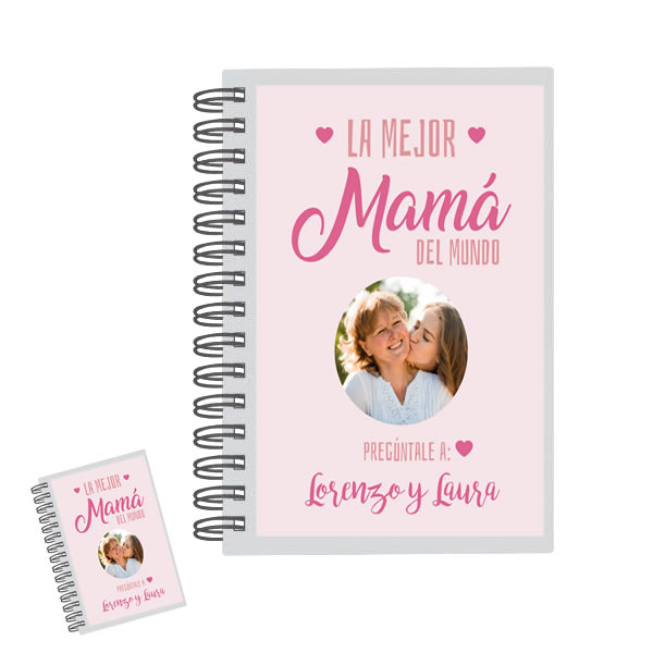 Agendas personalizadas para mama, agendas personalizadas para el dia de la madre, agendas personalizadas para dia de mama, delivery, lima