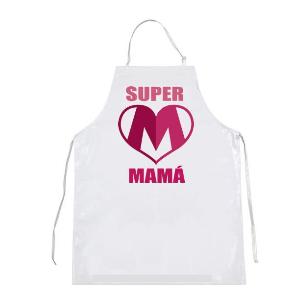 Mandil personalizado para mama, mandil personalizado para el dia de la madre, mandil personalizado, lima, peru, delivery