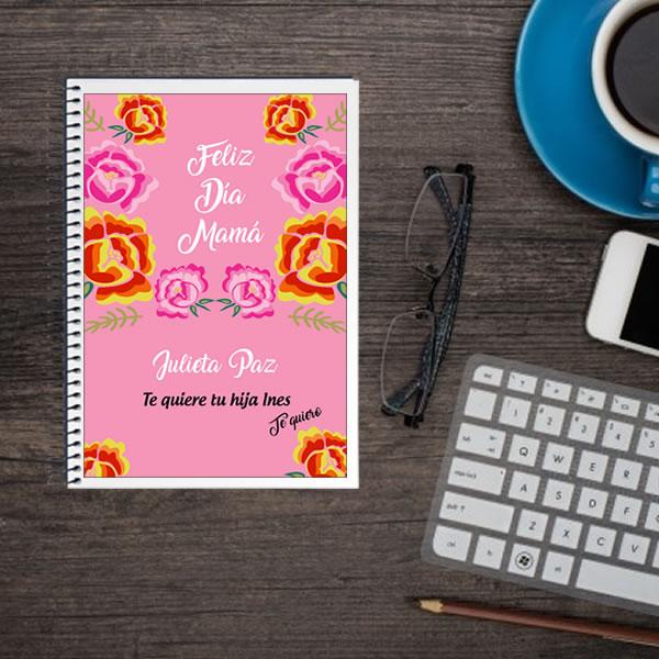 cuadernos personalizados peru, cuadernos personalizados para mama, cuadernos para el dia de la madre, delivery, regalo, peru, lima