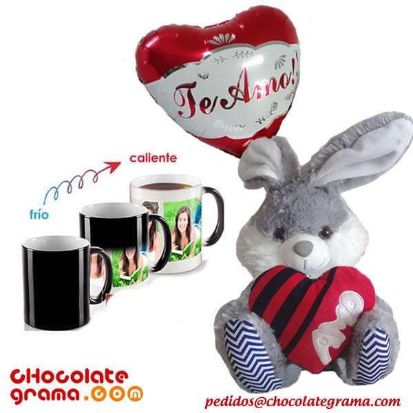 peluches, regalo de peluches, tazas personalizadas, regalos de amor