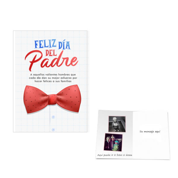 foto tarjetas para el dia del padre, delivery de foto tarjetas, tarjetas personalizadas, dia del padre, lima, peru