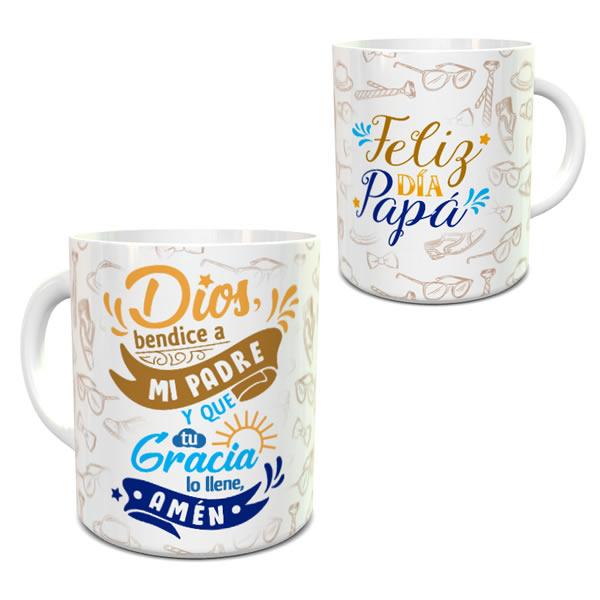 tazas dia del padre, tazas personalizadas por el dia del padre, delivery, lima, peru