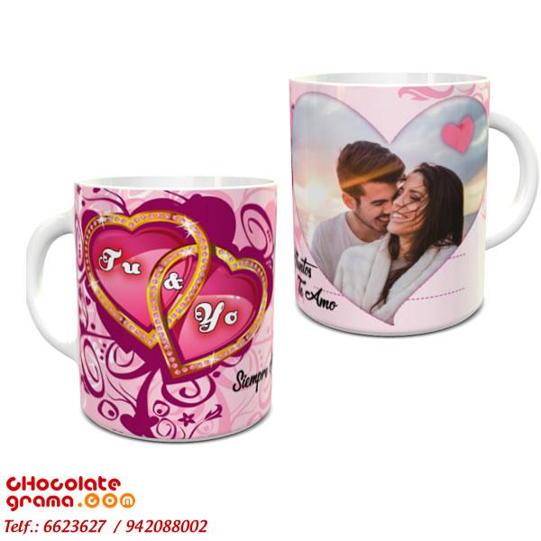 tazas personalizadas, regalos de enamorados