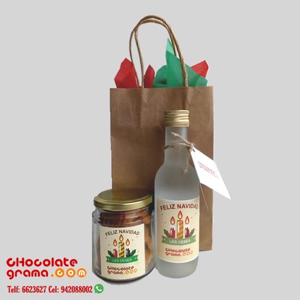 Regalos Corporativos para Navidad, mini pisco para navidad, mini botella de pisco de 187 ml, delivery, lima, peru, mini pisco regalos corporativo, regalo empresarial