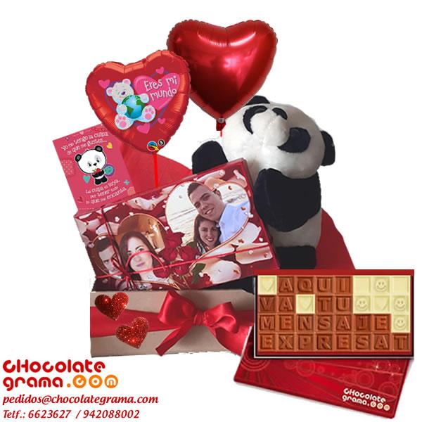 regalo para enamorados, regalo de amor