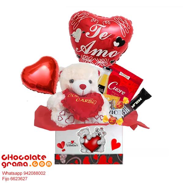 regalos para san valentin, regalos de amor, delivery de regalos