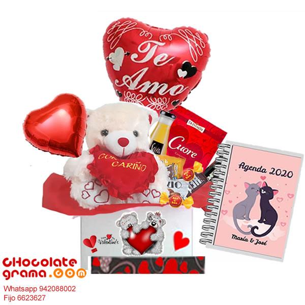 regalos de amor, regalos para san valentin, regalos para enamorados, delivery de regalos