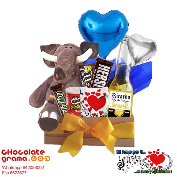 Regalo de amor, regalos para san valentin, delivery de regalos