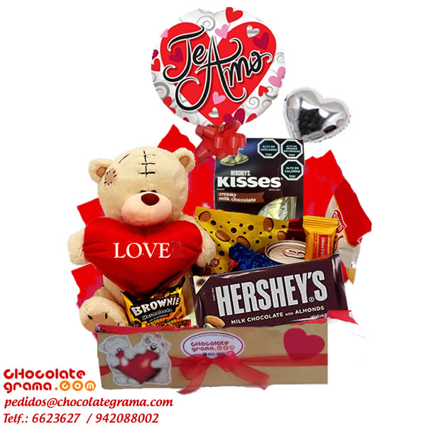 combo de amor, regalos de enamorados, regalos para lima, regalos para novios, delivery de regalos