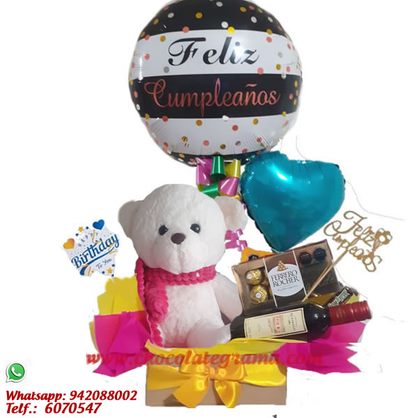 regalos para delivery, delivery de regalos, regalos para cumpleaños
