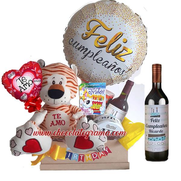 regalos para cumpleaños, delivery de regalos