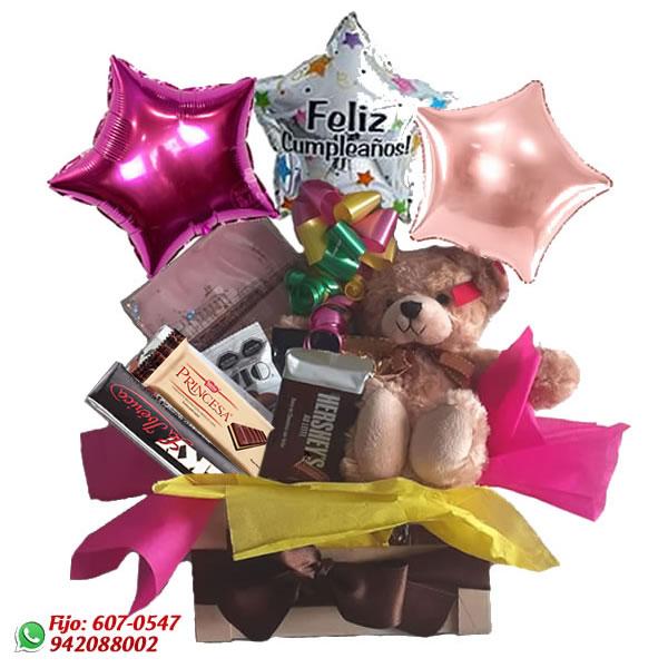 regalo de cumpleaños, delivery de regalos