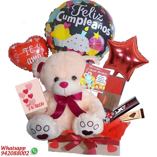 regalos para cumpleaños, regalos para ella, delivery de regalos