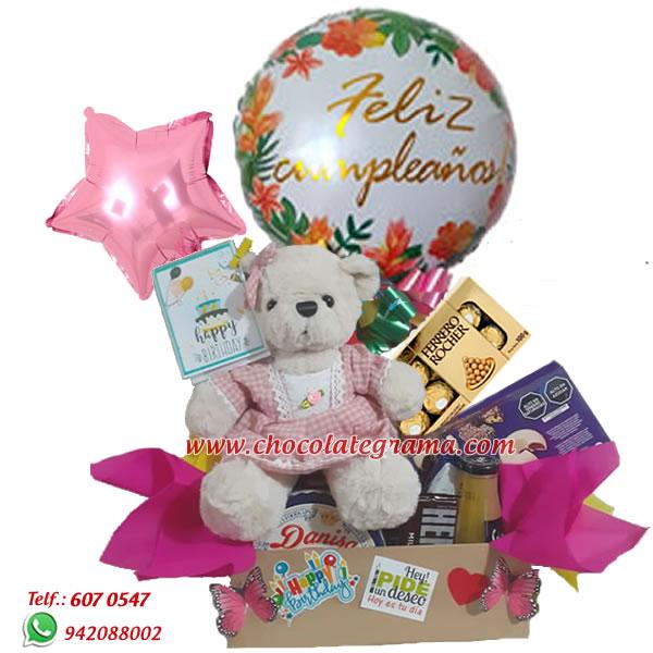 regalos de cumpleaños, detalles de regalos, regalos para ella, regalos para mujer, delivery de regalos