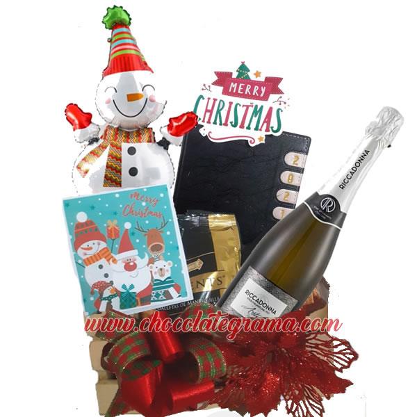 detalles de navidad, delivery de navidad