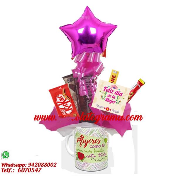 regalos para mujer, delivery de regalos para el dia de la mujer