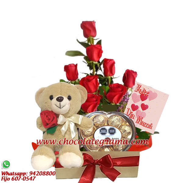 regalos para mama, detalles para mama, delivery para el dia de la madre.