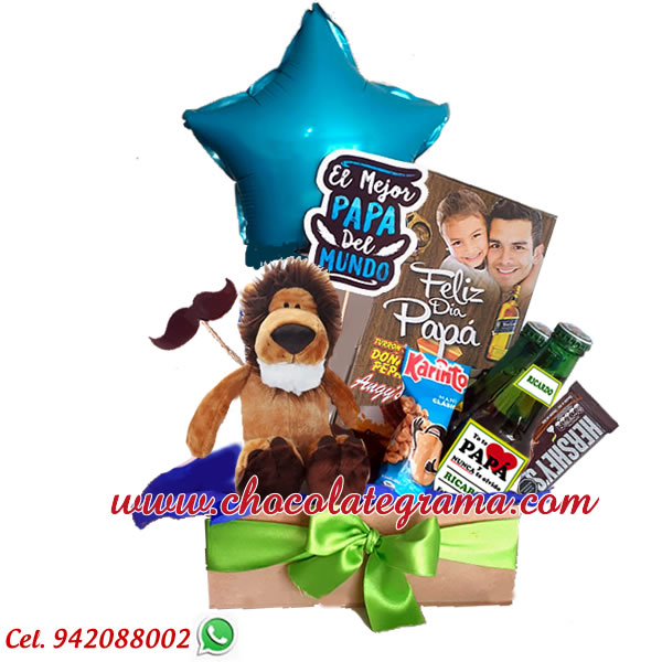 regalos para papa, detalles para papá, delivery de regalos