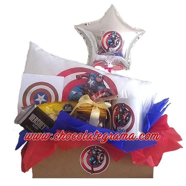 regalos para hombre, regalos para cumpleaños, delivery de regalos capitan america, regalos para el, regalos para niños