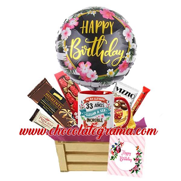 regalos para cumpleaños