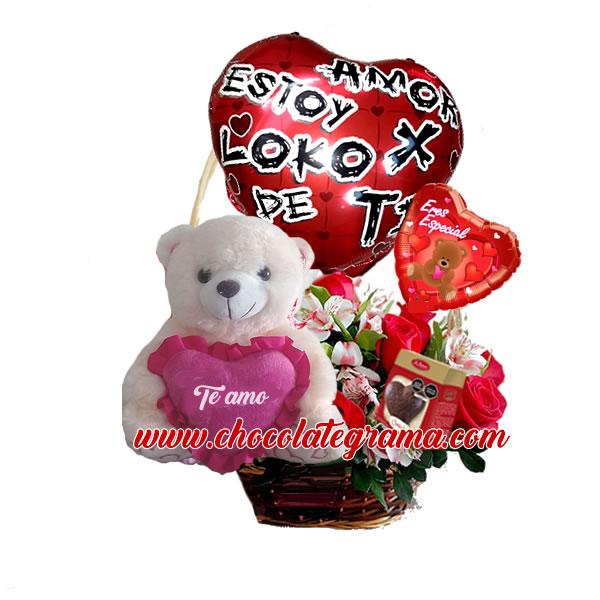 regalos de amor, regalos de peluche, regalos de chocolates.